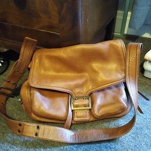 Banana Repulic Vintage All leather shoulder bag